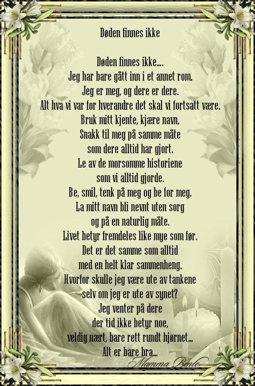datter dikt